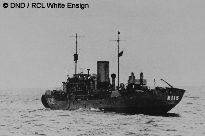 HMCS Lévis