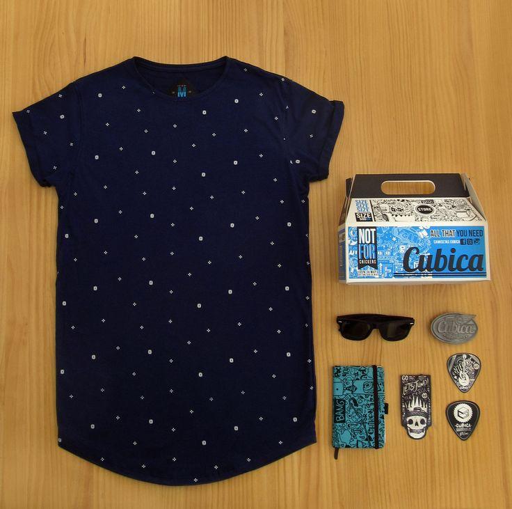 Entra al mundo Cubica y completa tu Outfit con prendas fuera de lo convencional.