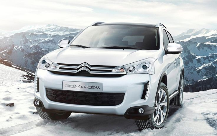 new citroen c4 aircross compact crossover car new car. Black Bedroom Furniture Sets. Home Design Ideas