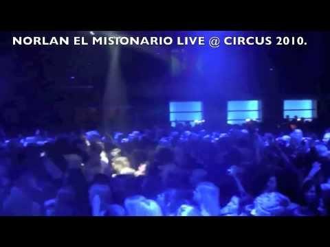 NORLAN EL MISIONARIO LIVE @ CIRCUS HELSINKI 2010 (+lista de reproducción)