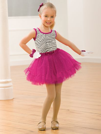 Wild One - Style 0480 | Revolution Dancewear Children's Dance Recital Costume
