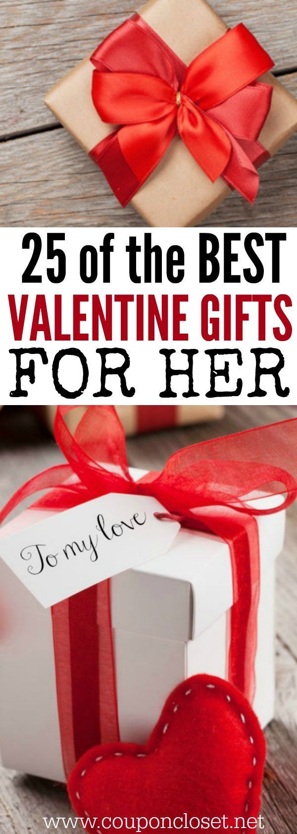 25 Valentineu0027s Day Gifts For Her {on A Budget