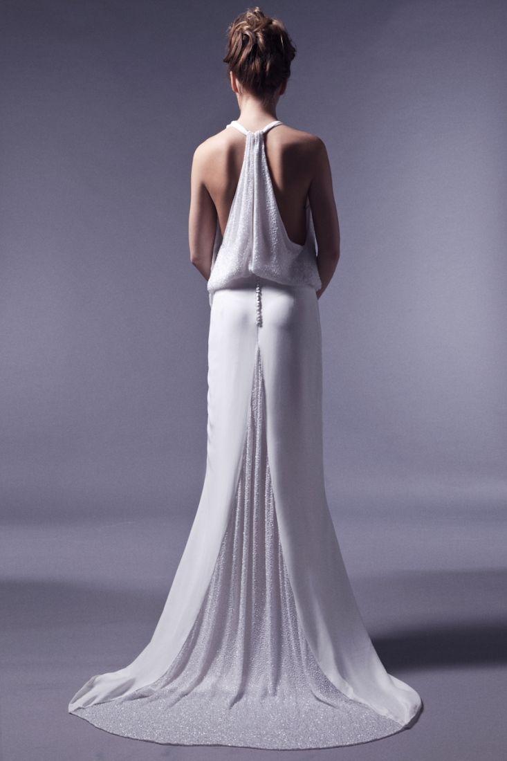 Meryl Suissa robe de mariee sur mesure Paris collection 2015 - La Fiancee du Panda blog mariage-- robe Jude