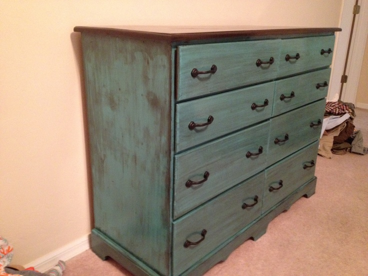 Awesome Dresser Refinish
