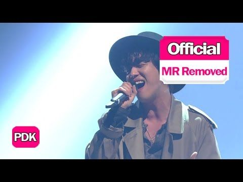 [MR Removed] Jung Yong Hwa - 어느 멋진 날 (One Fine Day)