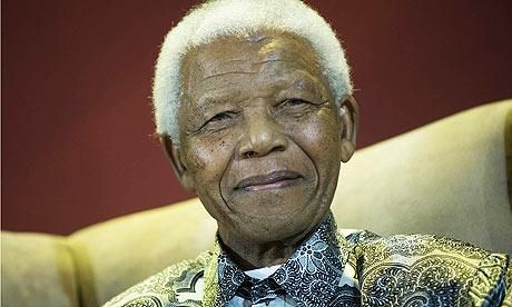 nelson mandela,,,a mix up.  the notice as saying a payment of $650 for services (most likely  utilities) was overdue; and that said services would be cut off if not paid. The South African Press Association cites the city as saying the notice should have gone to another customer in a different area.