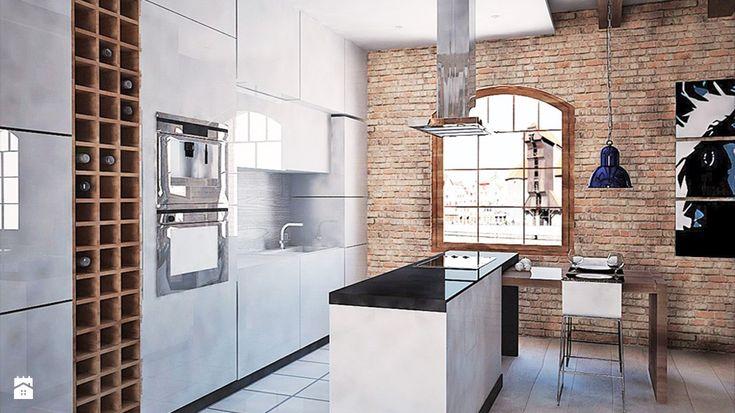 Jaki blat do białej kuchni? 7 sprawdzonych pomysłów projektantów wnętrz - Homebook.pl