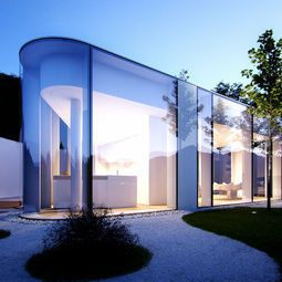 CGarchitect - Professional 3D Architectural Visualization User Community   Lake Lugano House Dusk