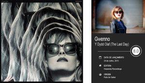 Gwenno • Y Dydd Olaf • Review (8/10) «O mundo que cria é tangível, um futuro retro com muito estilo, com o encanto e deslumbramento de olhos arregalados que a ficção científica tem tendência a suscitar. E criar essa sensação num álbum não é coisa pouca.» #Gwenno #YDyddOlaf #HeavenlyRecordings #Patriarchaeth #ThePipettes #Review #LuísaFerreira #TrackerMagazine