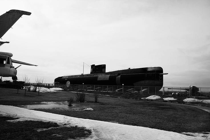 Victory Park (Tolyatti) Submarine