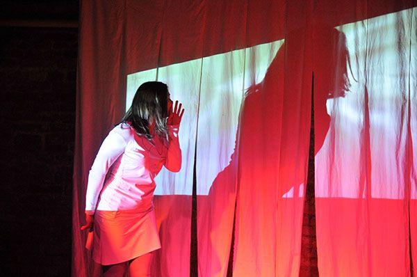 Video Visualisation at Pragien theatre
