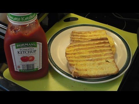 French Toast in the T-Fal OptiGrill - YouTube