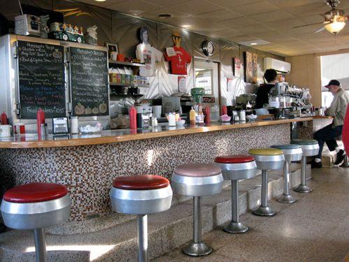 Lindy's Diner, Keene NH!