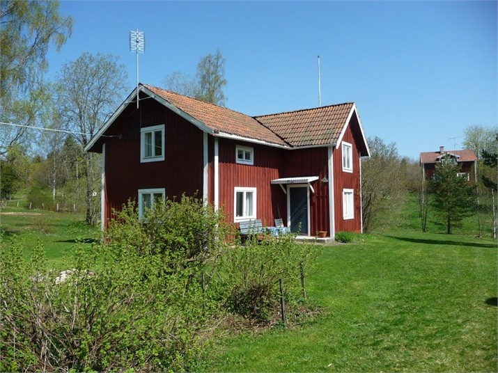 Summerhouse in Dalarna, Sweden.