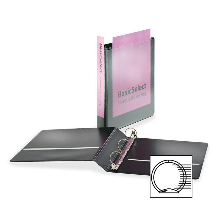 9 Best Images About Sizes Of View Round Ring Binders On