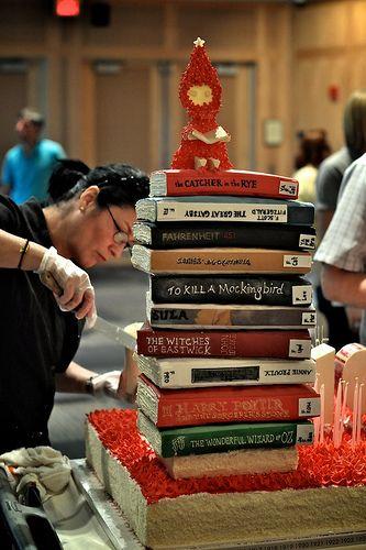 un pastel para los lectores :)