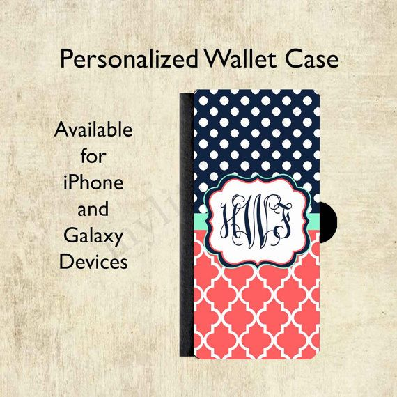 iPhone 6 Plus Case iPhone 6 Wallet Case Samsung by mylittlecase