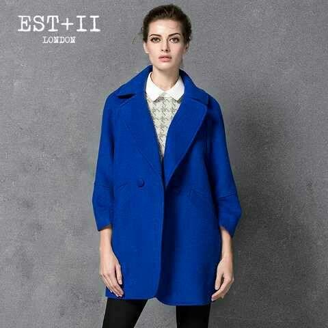 Woolen coat, To buy: http://s.click.taobao.com/P68t0jx