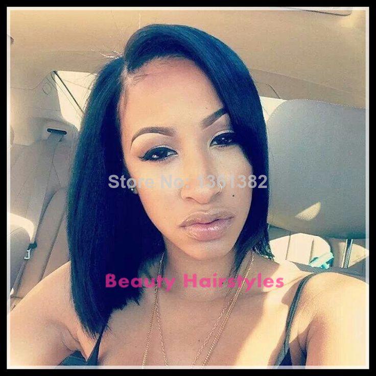 Hair Bob Straight Wigs for black women $ 101.00 - 192.00 Straight Hair ...