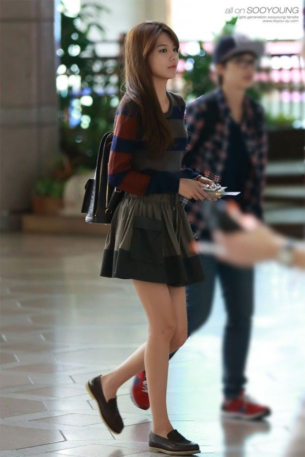 fashion airport 1100 snsd choi sooyoung cr