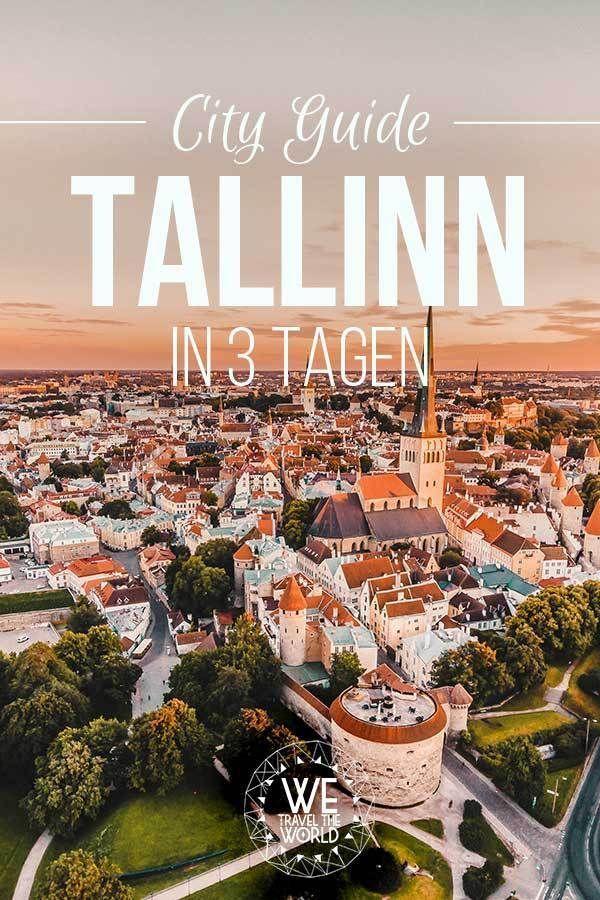 Tallinn in 3 Tagen: Die 15 besten Dinge, die du in Tallinn gesehen und gemacht haben musst