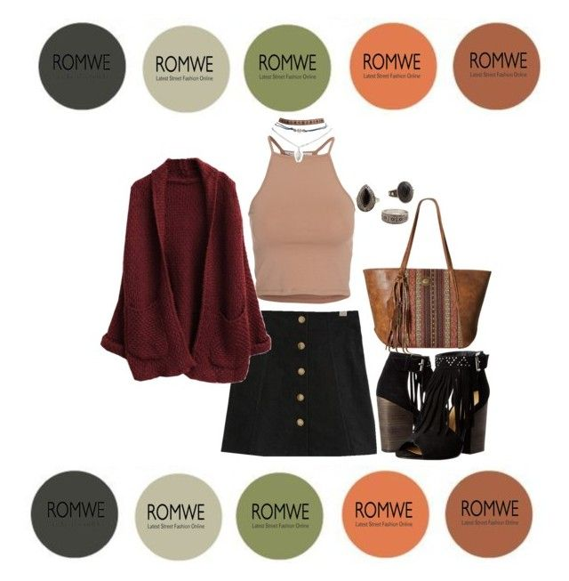"""""""Untitled #119"""" by nellanm on Polyvore featuring American West, Chinese Laundry, NLY Trend, MANGO and Wet Seal"""