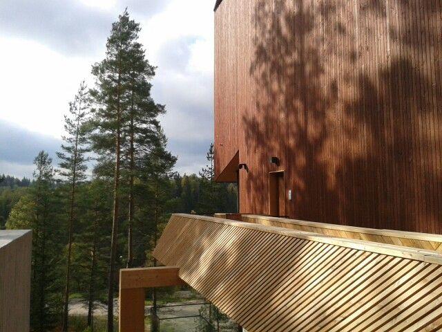 Haltia Luontokeskus Nuuksio Espoo