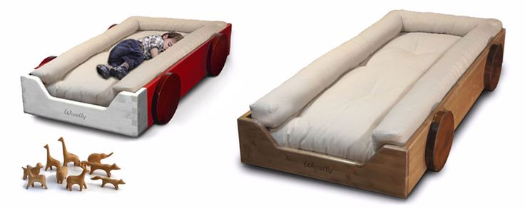 Floor bed reducer. Riduttore per i lettini Woodly