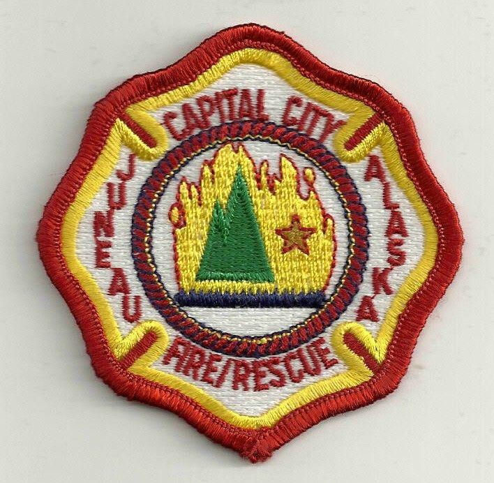 Juneau AK Fire Rescue - #FirePatch #Firefighting #Setcom