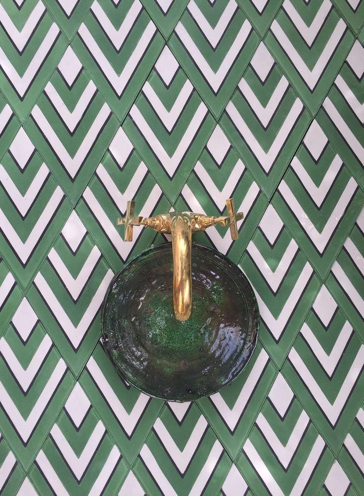 Popham Tile Designs