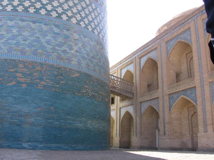 The museum city of Hiva
