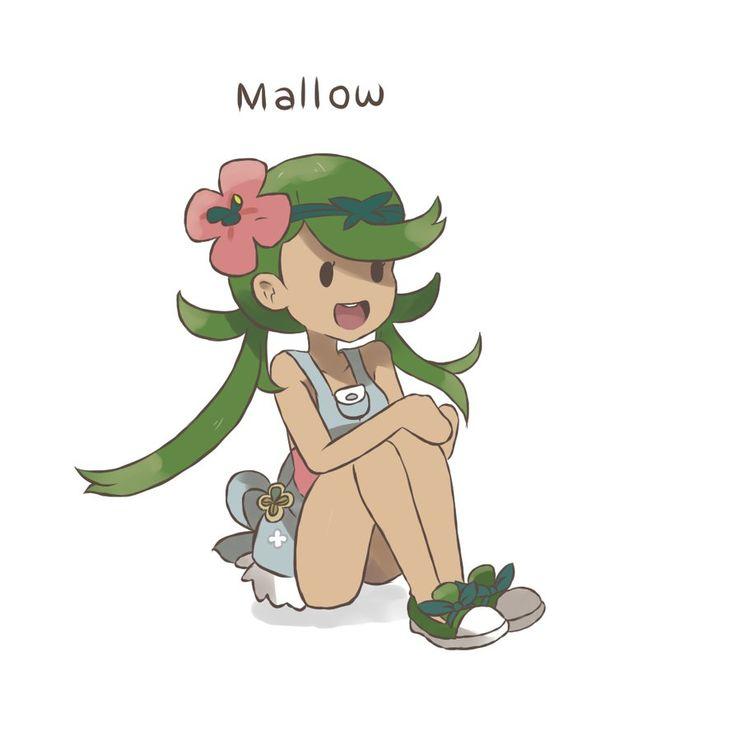 Pokemon Remaster - Leaked Mallow Image by chocomiru02