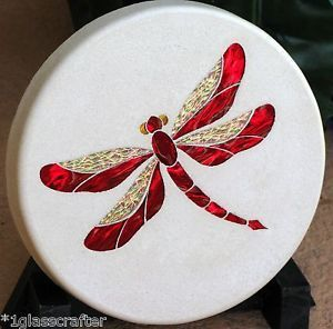 stone dragonfly mosaic - Google Search
