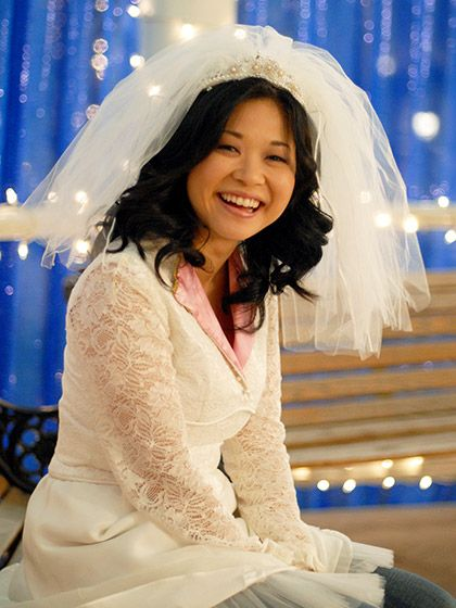 Keiko Agena (played Lane Kim)