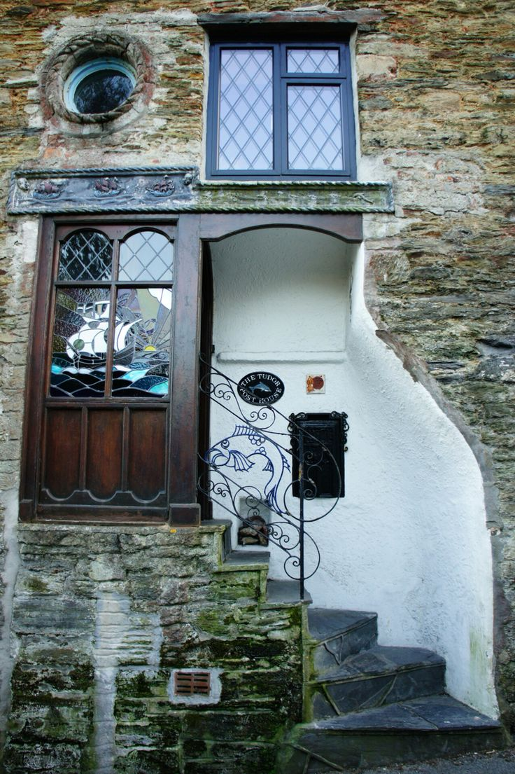 Traditional house in Cornwall