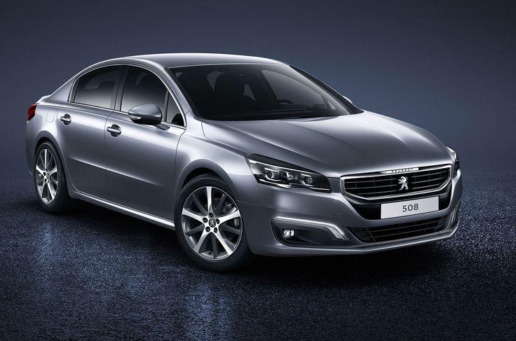 Peugeot 508 na operativní leasing srovnává Leasni.cz