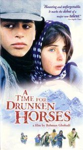 A Time for Drunken Horses. Kurdish survival on the Iran-Iraq border. Explore for more of the wonderful Iranian cinema here: https://www.google.com.au/search?q=iranian+film
