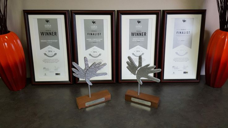 We are proud to announce that Swadini, A Forever Resort was awarded the Service Excellence Awards for Scenic Beauty as well as MESE in the Limpopo Provincial Lilizela Tourism Awards last week!!!  We would like to congratulate Nols van der Berg and his Team on this amazing achievement!!  We are extremely proud!!  See you at Nationals!!!  #GoTeam