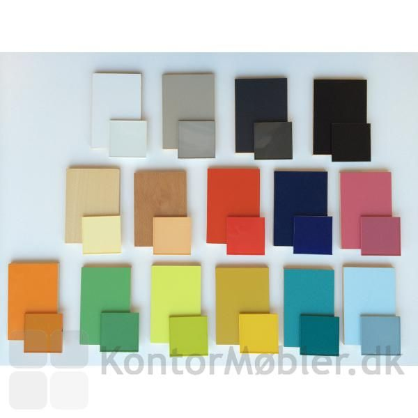 lintex mood - passer til Dencon Standardfarger