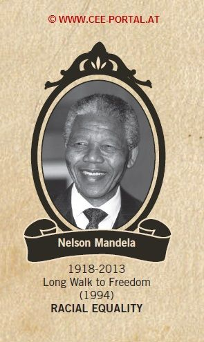 Nelson Mandela 1918-2013 Long Walk to Freedom (1994) RACIAL EQUALITY