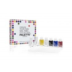 Create Your Own Nail Paint Collection - www.PaletteLondon.com  #nailvarnish