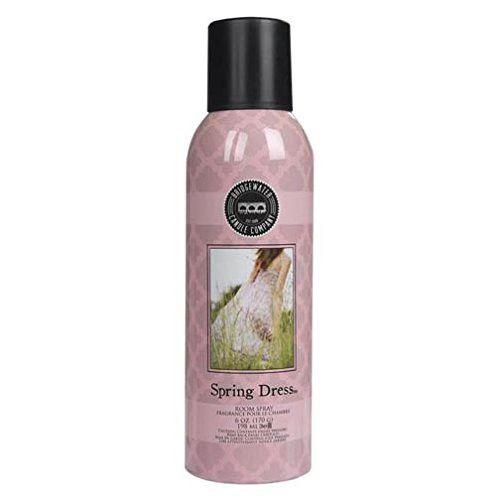 Bridgewater Candle Room Spray 6 Oz. - Spring Dress