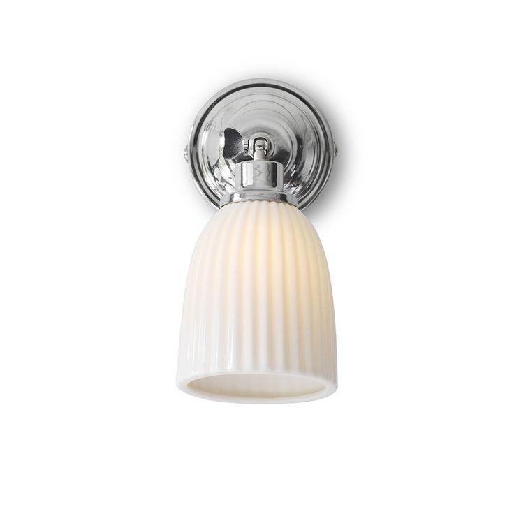 Discover the Garden Trading Alma Bathroom Spotlight - Ceramic at Amara