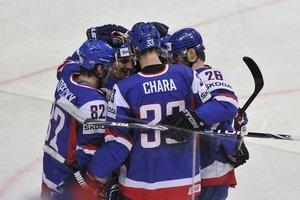 Slovak ice-hockey national team. Beat USA today.