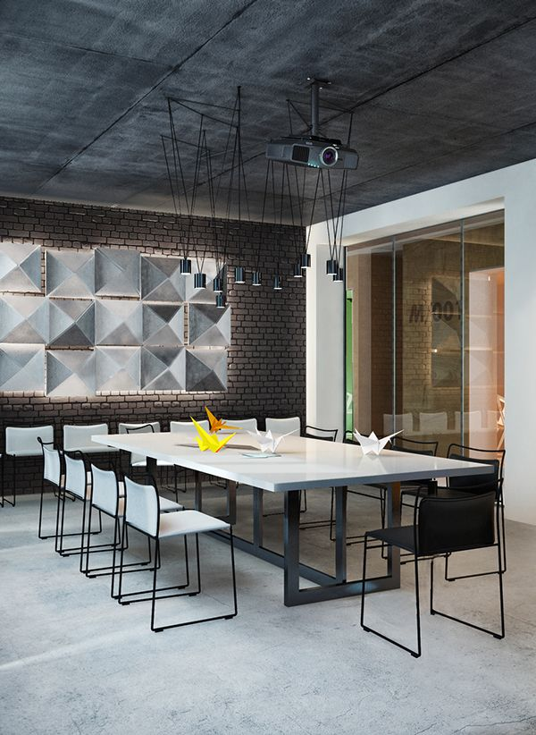 221 best Not so corporate...offices images on Pinterest | Office ...