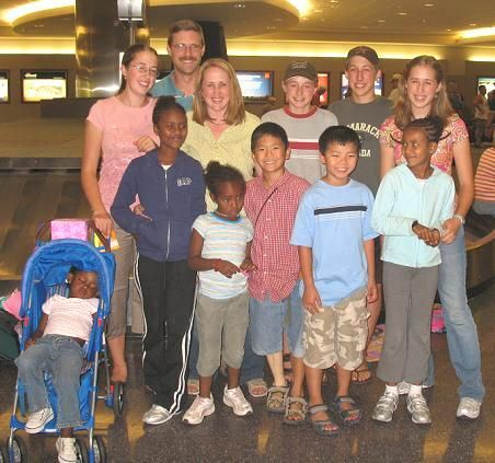 10 best adoption images on pinterest foster care adoption foster an adoption adventure of a family who adopted 6 kids all internationally after already having 4 of their own fandeluxe Choice Image