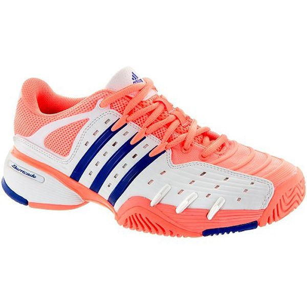 6-Month Outsole Guarantee! adidas adiPower Barricade V Classic women tennis  shoes are durable