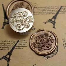 """"""" Love """" Siegel Siegelstempel Petschaft Wax Seal Stamp Grüße Briefmarke"""