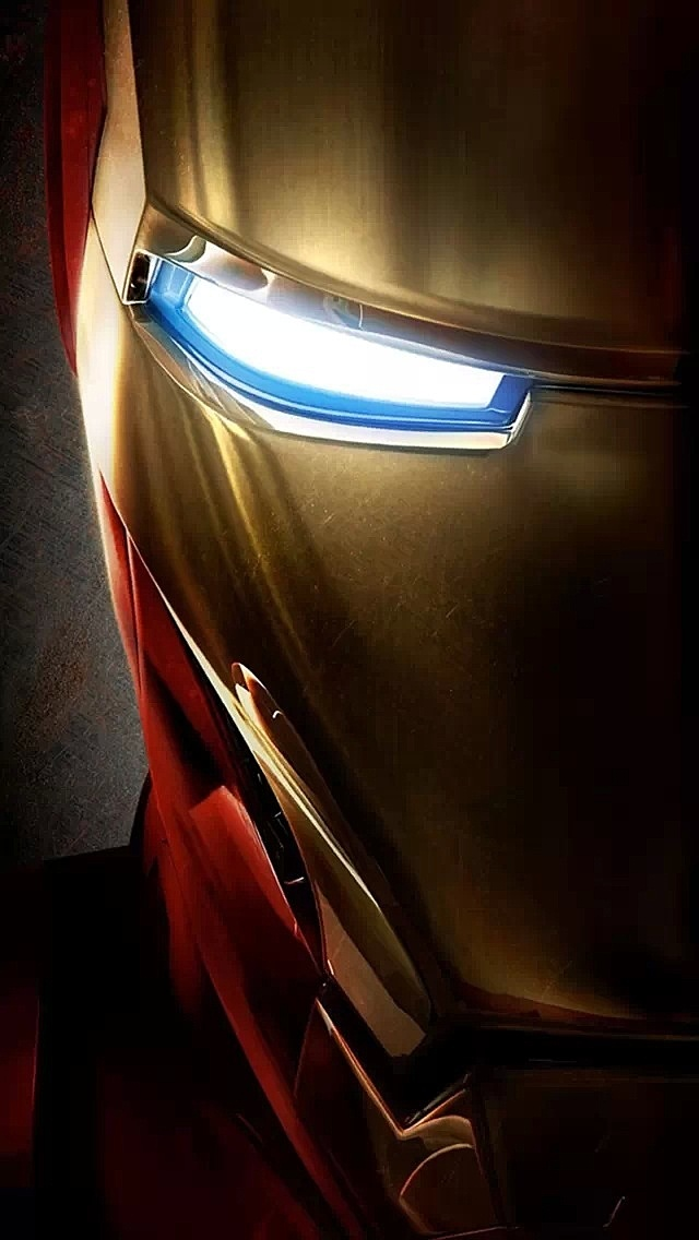 IPhone 5 HD Wallpapers Movies 640x1136 Ironman