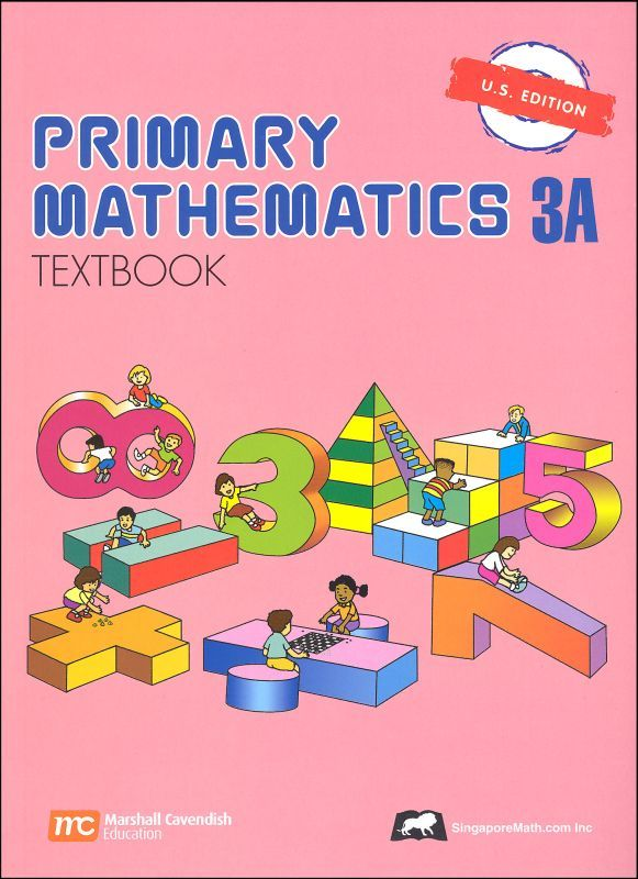 Jacob Primary Math US 3A Textbook
